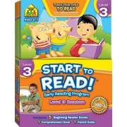 Start to Read! Early Reading Program - Level 3 Readers