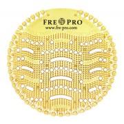 * FRE-PRO Wave 2.0 Vonné pisoárové sitko 2Ks! Farba a vôňa: žltá - citrus