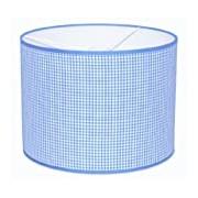 Taftan Suspension Vichy bleu clair (35 cm de diamètre) - Bleu clair