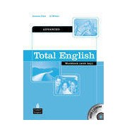 Total English Advanced Workbook and CD-Rom Pack