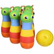 Melissa and Doug Happy Giddy Bowling Set
