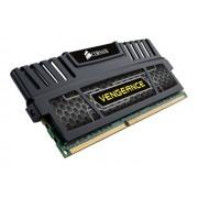 Corsair Vengeance - DDR3 - 4 Go - DIMM 240 broches - 1600 MHz / PC3-12800 - CL9 - 1.5 V - mémoire sans tampon - non ECC
