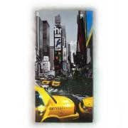 Quadro Stampa su tela - TAXI - 30.5 x 15.5 cm