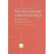 The New Oxford Annotated Bible with Apocrypha by Michael Coogan