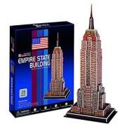 CubicFun C704H Empire State Building Puzzle