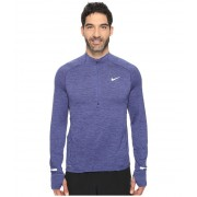 Nike Element Sphere Half-Zip Dark Purple DustHeatherReflective Silver