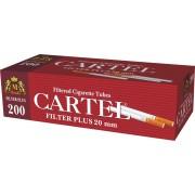 Tuburi tigari CARTEL Filter Plus 20 mm (200)