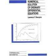 Numerical Solution of Ordinary Differential Equations by L. F. Shampine