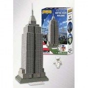 Empire State Building 437 Piece Construction Toy