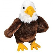 Animal World - Eagle Plush Toy