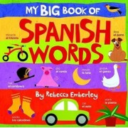 My Big Book of Spanish Words by Rebecca Emberley