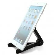 Suporte portátil universal para tablet - 7-10,1 - Preto