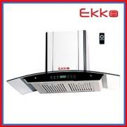 Ekko Touch glass 75 BF 1100 M3/Hr Electric Kitchen Chimney