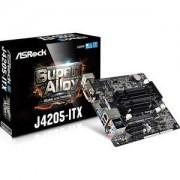 Carte mère ASROCK J4205 Mini ITX avec Processeur Intel Celeron J4205 - 4 x SATA 6 Gb/s- M.2 - USB 3.0