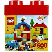 Lego Fun With Bricks 600-Piece Building Set - 4628