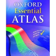 Oxford Essential Atlas by Patrick Wiegand