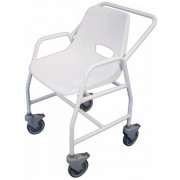 Aidapt Hythe Mobile Shower Chair with Castors