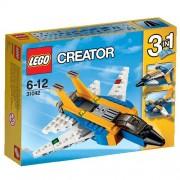 LEGO Creator - 31042 - L' Avion À Réaction