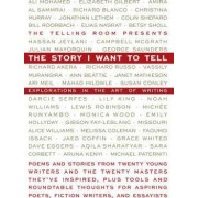 The Story I Want to Tell by The Telling Room