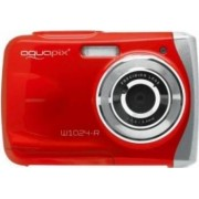 Aparat Foto Compact AquaPix W1024 Splash Waterproof Red