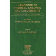 Handbook of Thermal Analysis and Calorimetry: Volume 1 by Michael E. Brown
