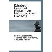 Elizabeth, Queen of England by Thomas John Williams Adelai Giacometti