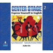 Center Stage 2 by Lynn Bonesteel