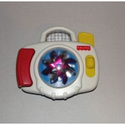 Hochet Appareil Photo Fisher Price Vintage 95
