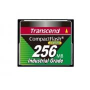 Transcend TS256MCF200I Compact flash Industriale 256Mb 200x