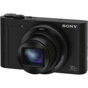 Aparat foto compact Sony DSC-WX500 18.2 Mpx zoom optic 30x WiFi Negru