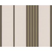 Livingwalls 185730 Esprit 7 - Carta da parati a strisce, colore: Beige/Marrone/Crema