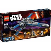 Resistance X-Wing Fighter Lego