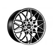 BBS Performance RX-R Janta Black Diamond Cut