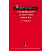Wreath Products of Groups and Semigroups by J.D.P. Meldrum