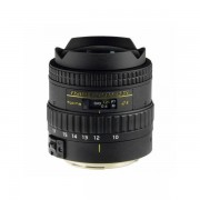 Obiectiv Tokina AT-X 10-17mm f/3.5-4.5 DX fisheye pentru Canon