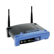 Router Linksys WRT54GL, WAN: 1xEthernet, WiFi: 802.11g-54Mbps