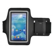 Blautel SXP Armband - Funda Deportiva 4-Ok Para Teléfonos Móviles Negro