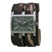 EOS New York TRENDSETTER Watch Camo/Green 19L