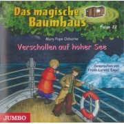 Das magische Baumhaus Band 22: Verschollen auf hoher See (Audio-CD)