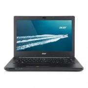 """Acer TravelMate TMP257-M-P9EV Intel-3805U(1.90GHz) 4GB 500GB 15.6"""" HD matný DVDRW Win7+Win8 Pro čierna 2r"""