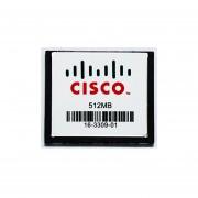 Cisco 512MB CompactFlash (CF) Card - 512 MB - MEM-CF-512MB=
