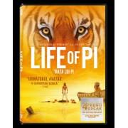 Life of Pi:Suraj Sharma,Imfan Khan, - Viata lui PI (DVD)