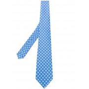 """Borrelli галстук с принтом """"пейсли"""" Borrelli"""