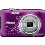 Aparat foto Nikon Coolpix A100, mov lineart