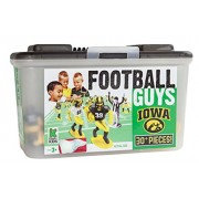 Kaskey Kids 5224 NCAA University of Iowa Football Guys with Field and Coloring Book
