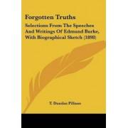 Forgotten Truths by T Dundas Pillans