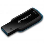 Transcend 8GB Jetflash 360 USB 2.0 Flash Drive