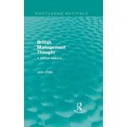British Management Thought by John Child