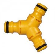 Hozelock Y-Shaped Hose Connector