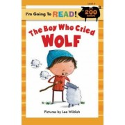 The Boy Who Cried Wolf: Level 3 by Lee Wildish